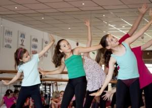 dance class parties for children guernsey