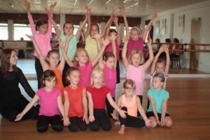 kids dance birthday parties